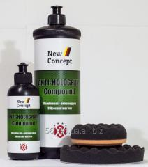 Polishing New Concept Anti-Hologram Compound paste