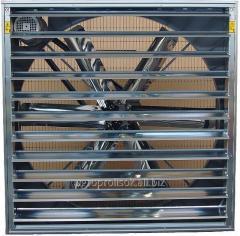 Осевые настенные вентиляторы, вентилятор Гигола