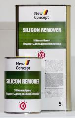 Liquid for removal of New Concept Silicon Remover