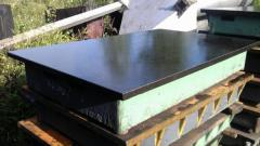 Плиты поверочные 1600х1000