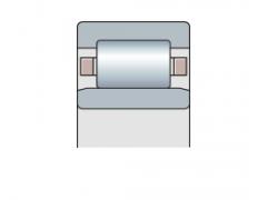Подшипник роликовый радиальный однорядный типа NU