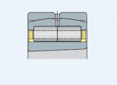 Подшипник роликовый радиальный с функцией самоустановки