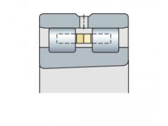 Подшипник роликовый радиальный двухрядный прецизионный