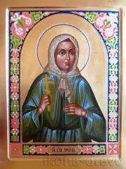 Icons of saints