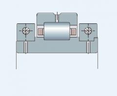 Подшипники радиальные однорядные и двухрядные полностью разъемные конструкции
