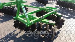 Harrow disk Bomet of 1.8 m hinged