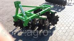 Disk harrow of Bomet,  hinged 1.3 m