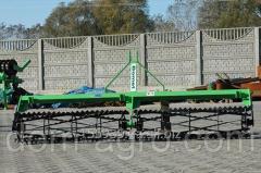 Каток для трактора одинарный bomet 2.8 м