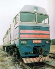 Тепловоз типа ТЭ-136