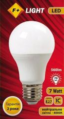 LED lamp of A60Z 7W 4000K IC