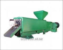 EK-105/1500 press extruder