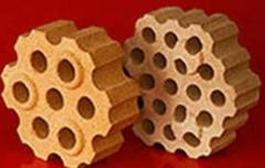 Изделия огнеупорные муллитокорундовые для кладки