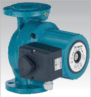 Pumps of heating and conditioning of CALPEDA NC