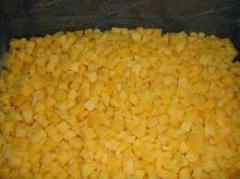 Taze dondurulmuş mısır