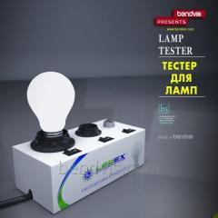 בודק למנורות ונורות לדקס