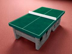 Ennis table (all-weather concrete)