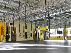 The EXERCISE MACHINE FOR OCCUPATIONS of TRX