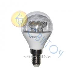 Светодиодная лампа OSRAM LS CLP40 5,4W/830 230V CL E14 (4052899971622)