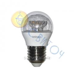 Светодиодная лампа OSRAM LS CLP40 5,4W/830 230V CL E27 (4052899971639)