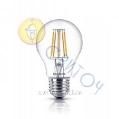 Светодиодная лампа Philips LEDClassic 4-50W A60 E27WW CL ND APR (929001237108)