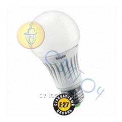 Светодиодная лампа Navigator 94387 NLL-A60-10W 230V 2700K E27 груша матовая