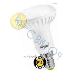 Светодиодная лампа Navigator 94136 NLL-R50-5-230-4K-E14 рефлекторн. матовая 5W