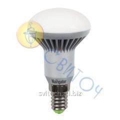 Светодиодная лампа Navigator 94259 NLL-R50-5-230-2.7K-E14 рефлекторн. матовая 5W