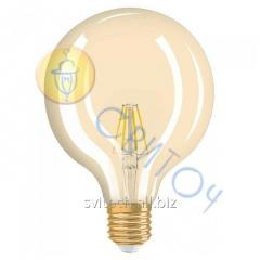 Светодиодная лампа OSRAM CL G125 60 6W/827 220-240V FIL E27 (4052899972377)