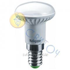 Светодиодная лампа Navigator 94134 NLL-R39-2.5-230-4K-E14, рефлекторн. матовая 2,5W