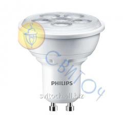 Светодиодная лампа Philips CorePro LEDspotMV 4.5-50W GU10 827 36D (929001122202)