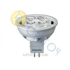 Светодиодная лампа Philips Essential LED 4-35W 2700K MR16 24D 12V (929001147307)