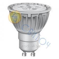 Светодиодная лампа OSRAM SUPERSTAR PAR16 50 5,3W GU10, угол 36C диммируемая теплый белый (4008321882714)