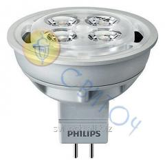 Светодиодная лампа Philips Essential LED 5-50W 2700K 12V MR16 24D (929001240108)