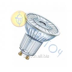 Светодиодная лампа OSRAM OSRAM SSTPR16D80367,2W/827230VGU10 теплый белый, диммируемая (4052899390218)