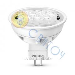 Светодиодная лампа Philips Essential LED 5-50W 6500K MR16 24D 12V (929000237138)