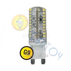 Светодиодная лампа Navigator 71348 NLL-S-G9-3W-230-3000K