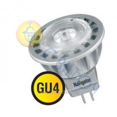 Светодиодная лампа Navigator 94141 NLL-MR11-3-12-3K-GU4