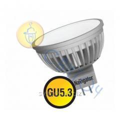 Светодиодная лампа Navigator 94262 NLL-MR16-5W -12V -3000K-GU5.3