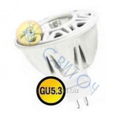 Светодиодная лампа Navigator 94362 NLL-MR16-8W-230V-4000K-GU5.3-38D