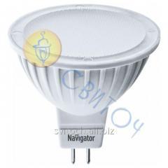 Светодиодная лампа Navigator 94255 NLL-MR16-3-230-3K-GU5.3