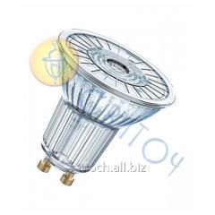 Светодиодная лампа OSRAM SST PAR16 DIM 50 36 6W/827 230V GU10 теплый белый, диммируемая (4052899390171)