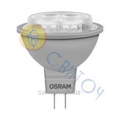 Светодиодная лампа OSRAM SSTMR163536 5W/827 12V GU5.3 диммируемая MR16 (4052899944299)