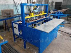 The MACHINE of MULTICONTACT WELDING Sh-1200 the