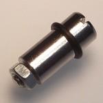 Полкодержатель металический с гайкой