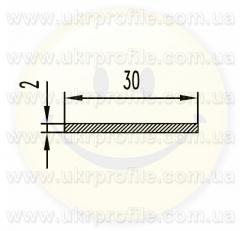 Алюминиевая полоса/шина АН15 2х10