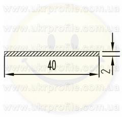 Алюминиевая полоса/шина АН15 2х50
