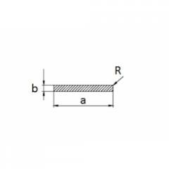 Алюминиевая полоса/шина Б.П. 2х30