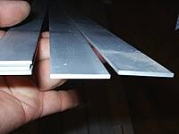 Алюминиевая полоса/шина Б.П. 3х20