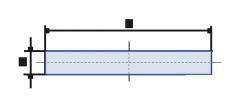 Алюминиевая полоса/шина Б.П. 5х20*