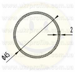 Труба круглая АН15 12х2,5